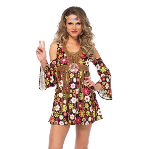 342844fca6703e Fantasia Hippie Couro