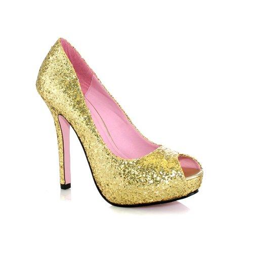 5011D Sapato Ella Dourado