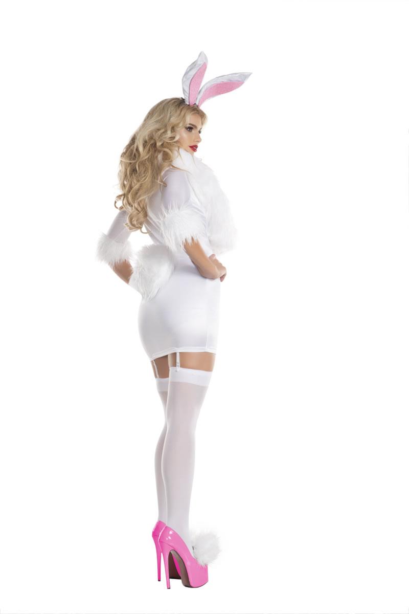 Fantasia Coelha Branca Funtasylands