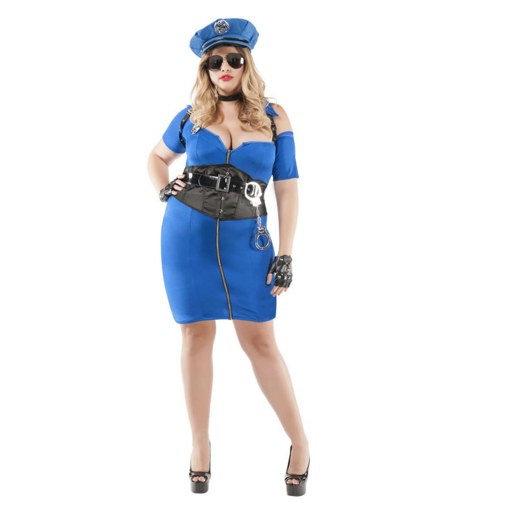 217ea2c8e Fantasia Policial Plus para comprar é na Funtasylands.com!