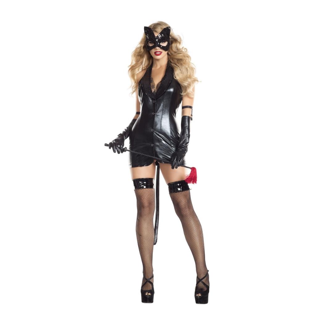 a9416dcab Fantasia Mulher Gato Couro para comprar é na Funtasylands.com!