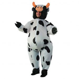 fantasia-vaca-inflável