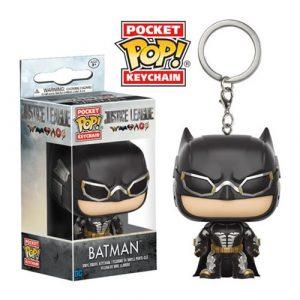 Filme Liga da Justiça Batman Pocket Pop Chaveiro FU13794lg