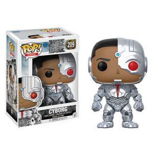 Filme Liga da Justiça Cyborg Pop #209 FU13487lg