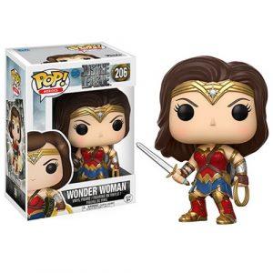 Filme Liga da Justiça Mulher Maravilha Pop #206 FU13708lg
