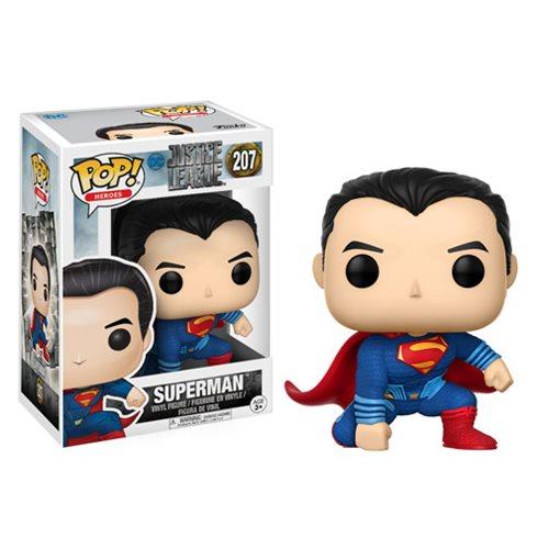 Filme Liga da Justiça Superman Pop #207 FU13704lg
