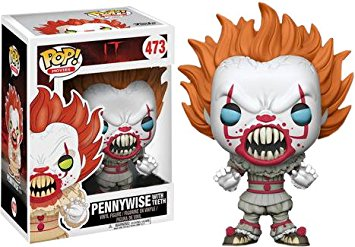 IT Pennywise With Wig, Limited Edition Exclusive