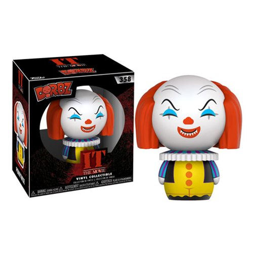 It Pennywise Dorbz Vinyl Figure Fu15031