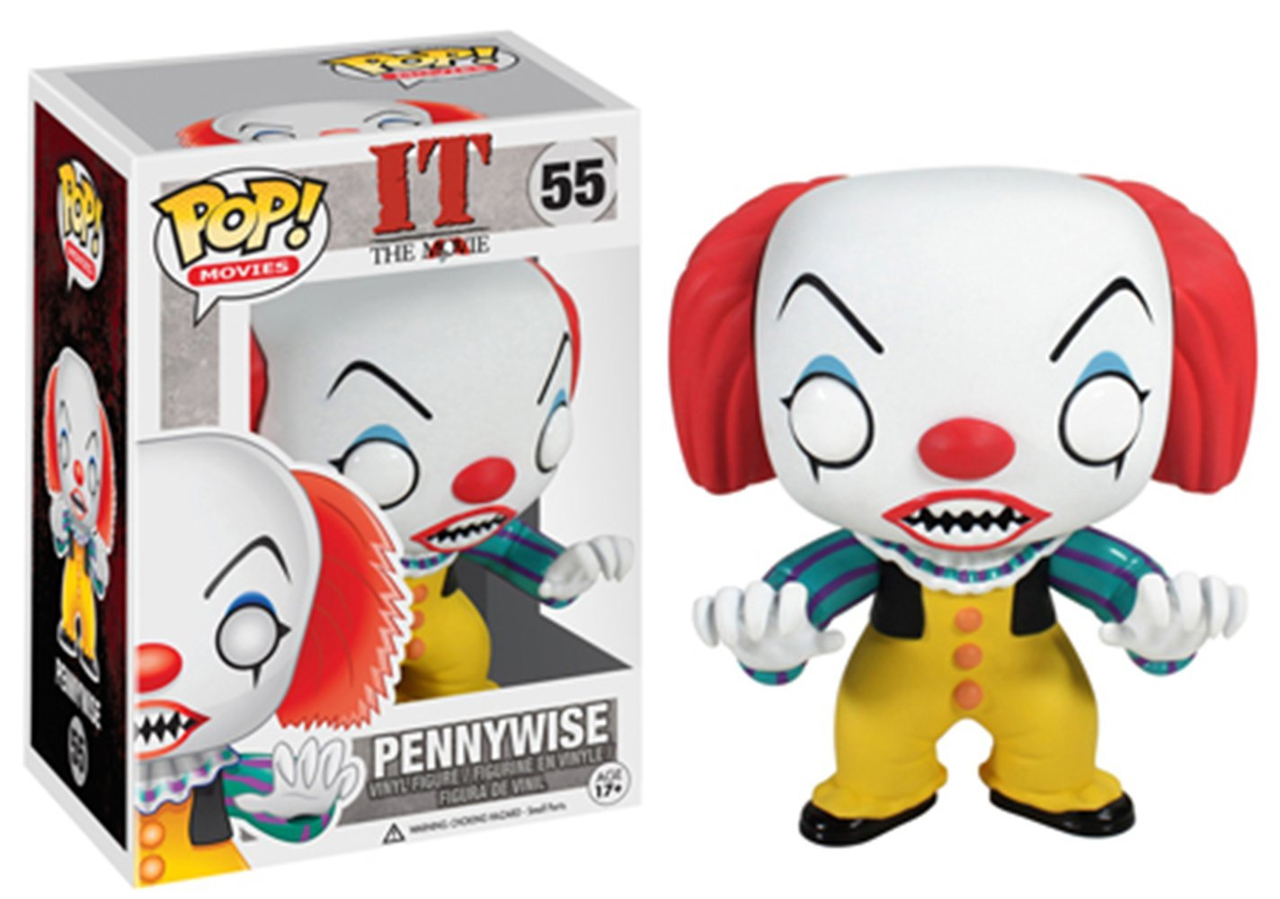 Stephen King's It Pennywise 55 FU3363