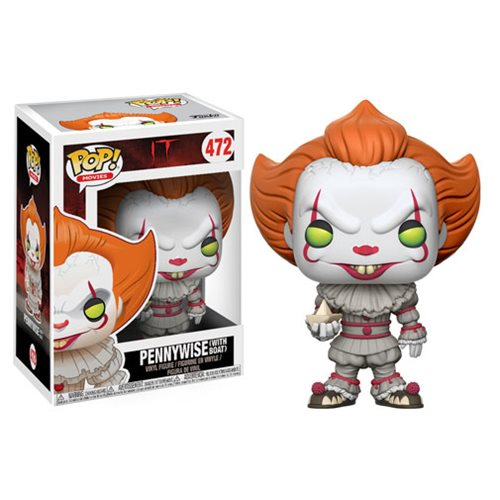 Stephen King's It Pennywise Clown PopFU20176lg