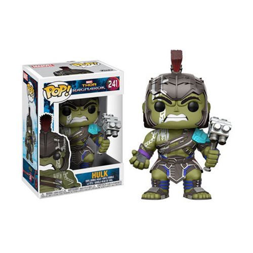 Thor Ragnarok Hulk Gladiador Pop #241 FU13773lg