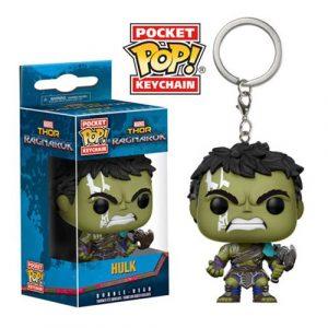 Thor Ragnarok Hulk Pocket Pop Chaveiro FU13787lg