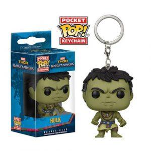 Thor Ragnorok Casual Hulk Pocket Pop Chaveiro FU21772lg