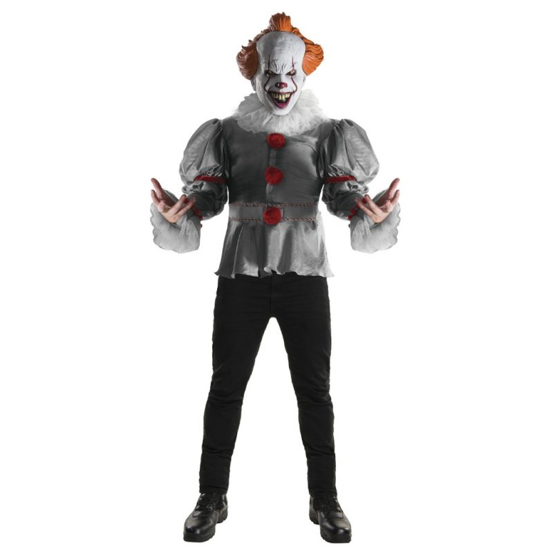 fantasia-masculina-adulta-cosplay-fantasia-pennywise-palhaço-it