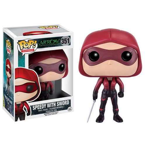 Arrow Speedy With Sword Pop! Vinyl Figure FU10084lg