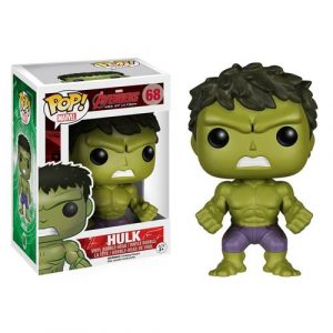 Avengers Age of Ultron Hulk Pop! Vinyl Bobble Head Figure