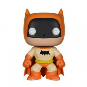 Batman 75th Anniversary Orange Rainbow Batman