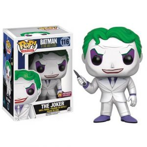 Batman: The Dark Knight Returns Joker Pop! Vinyl Figure #116