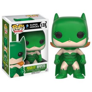 Batman Impopster Batgirl Poison Ivy Pop! Vinyl Figure #128