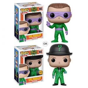 Batman 1966 TV Series Riddler Pop! Vinyl Figure #183