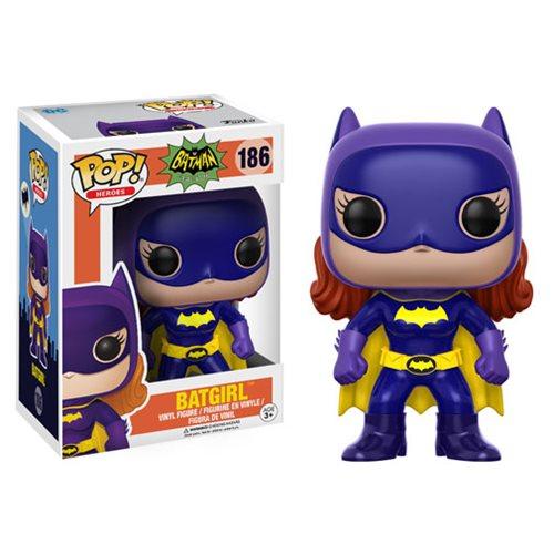 Batman 1966 TV Series Batgirl Pop! Vinyl Figure #186