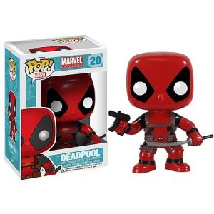 Deadpool Marvel Pop! Vinyl Bobble Head