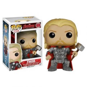 Avengers Age of Ultron Thor Pop! Vinyl Bobble Head Figure