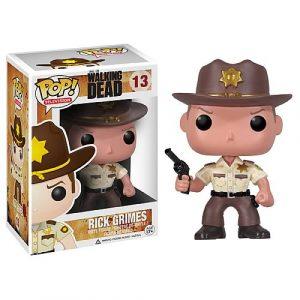 The Walking Dead Rick Grimes Pop! Vinyl Figure