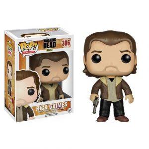 The Walking Dead Season 5 Rick Grimes Pop! Vinyl Figure FU6510lg