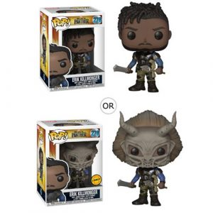 Black Panther Erik Killmonger Pop! Vinyl Figure #278 FU23350lg