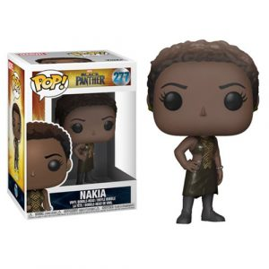 Black Panther Nakia Pop! Vinyl Figure #277 FU23349lg