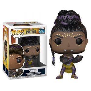 Black Panther Shuri Pop! Vinyl Figure #276 FU23346lg
