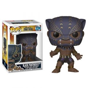 Black Panther Warrior Falls Pop! Vinyl Figure #274 FU23130lg