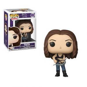 Buffy the Vampire Slayer Faith Anniversary Pop! Vinyl Figure #597