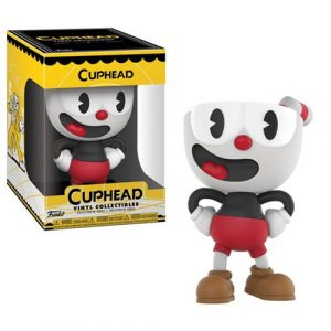 Cuphead Vinyl Figure, Not Mint
