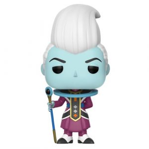Dragon Ball Super Whis Pop! Vinyl Figure #317