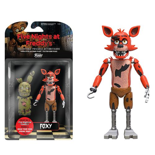 Five Nights at Freddy's Foxy 5-Inch Action Figure