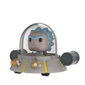 Funko Pop! Rides #34 Rick and Morty Rick's Ride