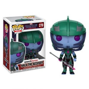 Guardians of the Galaxy: Tell Tales Hala the Accuser Pop! Vinyl Figure #278