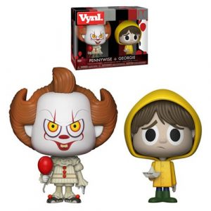 It Pennywise and Georgie VYNL Figure 2-Pack - Pre Order