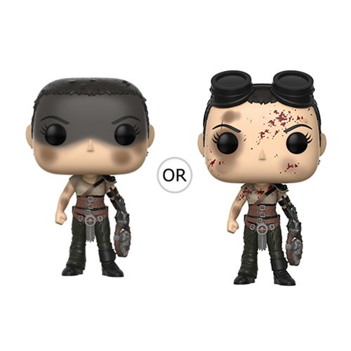 Mad Max Fury Road Furiosa Pop! Vinyl Figure - Pre Order