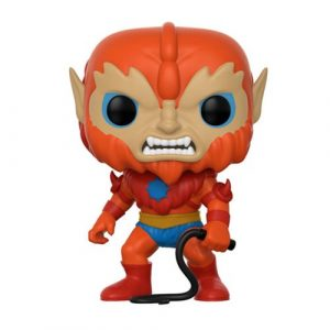 Masters of the Universe Beast Man Pop! Vinyl Figure #539