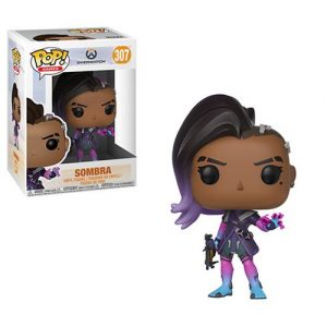 Overwatch Sombra Pop! Vinyl Figure