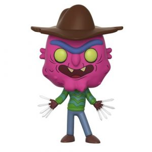 Rick and Morty Scary Terry Pop! Vinyl Figure #300