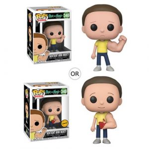 Rick and Morty Sentient Arm Morty Pop! Vinyl Figure #340