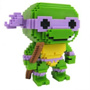 Teenage Mutant Ninja Turtles Donatello 8-Bit Pop! Vinyl Figure #05