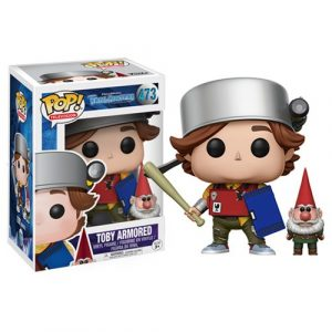 Troll Hunters Armored Toby Pop! Vinyl Figure #473