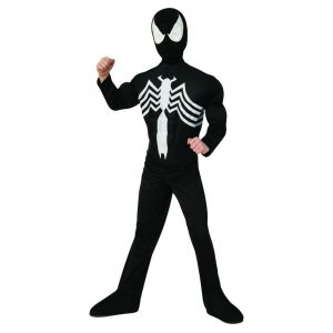 fantasia-infantil-homem-aranha-black