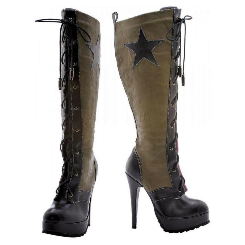 bota-feminina-fantasia-militar