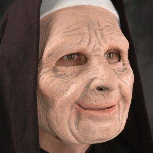 mascara-realista-freira